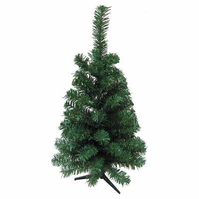 Árbol navideño de sobremesa 60 cm verde