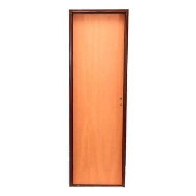 Puerta de interior Placa 70 x 200 x 10 cm marco de Madera Izquierda