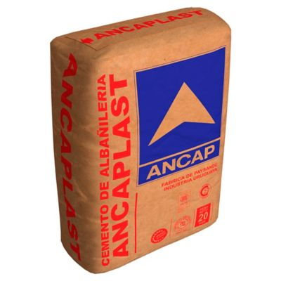 Cemento para albañilería 20 kg