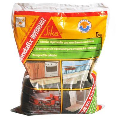Adhesivo Bindafix Impermeable 5 kg