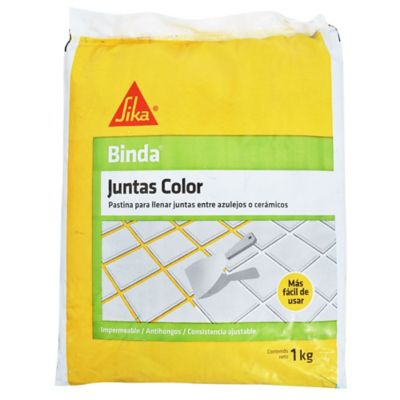 Binda juntas azul 1kg