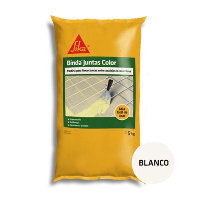 Binda para juntas blanco 5 kg