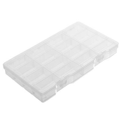 Gavetero plástico de 16 divisiones