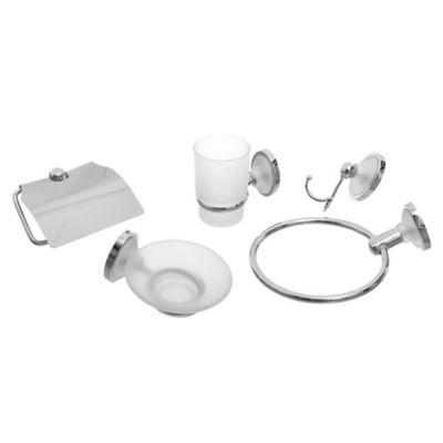 Set de accesorios Vidrio Arenado 6 piezas