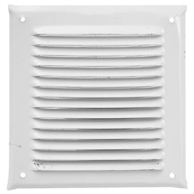 Rejilla de ventilación con mosquitero 15 x 30 cm