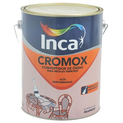 Convertidor de Óxido Cromox rojo 4 L