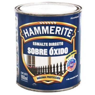Esmalte directo sobre óxido Martillo azul oscuro 900 ml