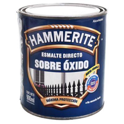 Esmalte directo sobre óxido Martillo gris 900 ml