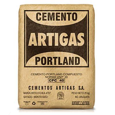 Cemento portland 25 kg