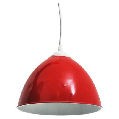 Lámpara colgante Alambre 1 luz E27