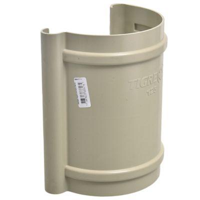 Unión para canaleta Aquap beige 12,5 cm
