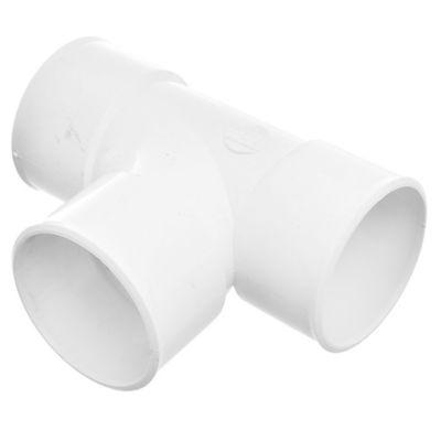 Accesorio 3,2 mm Ramal simple 87° hembra/hembra 63 mm