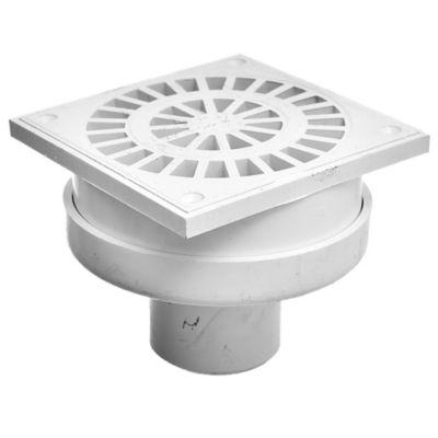 Accesorio 3,2 mm Receptorio para ducha salida vertical