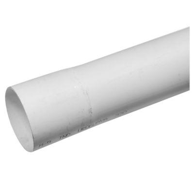 Tubo 3 m 110 x 1,8 mm
