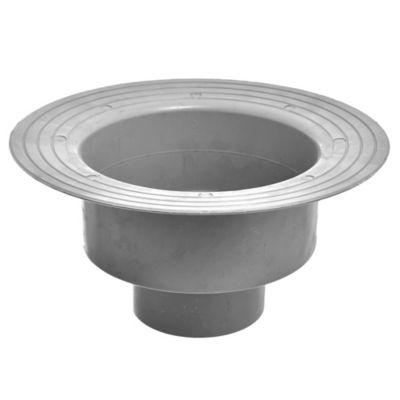 Sifón de azotea vertical de 11 cm