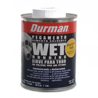 Cemento para accesorios PVC 473 ml