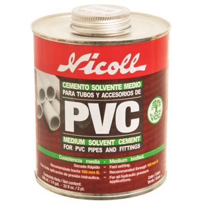 Cemento para tubos de PVC de 946 ml
