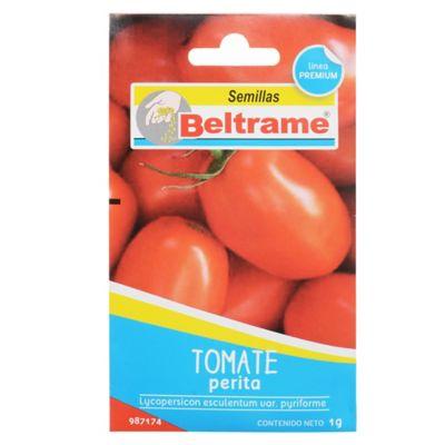 Semillas de hortaliza tomate perita