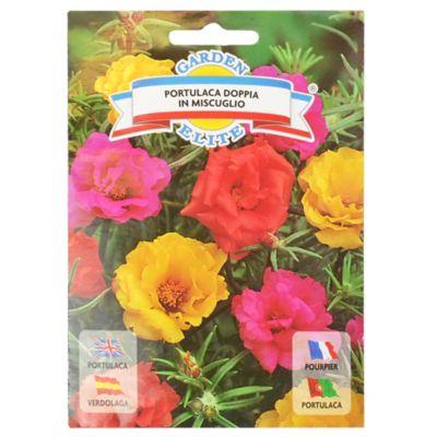 Semillas de flores copete mix