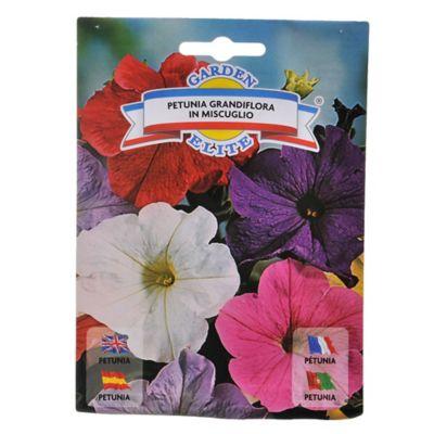 Semillas de flores petunia mix