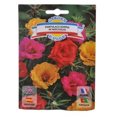 Semillas de flores portulaca mix