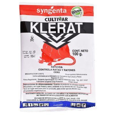 Raticida Klerat 100 g