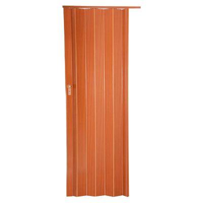 Puerta plegable Milano Valentini caoba 120 x 200 cm derecha/izquierda