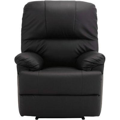 Sillón reclinable relax negro