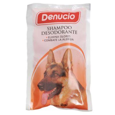 Shampoo para perros desodorante 60 cc