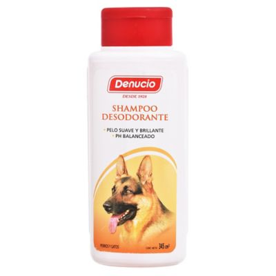 Shampoo para perro desodorante 345 cc