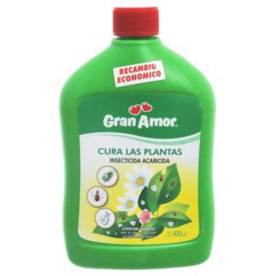 Insecticida acaricida para plantas 500 cc