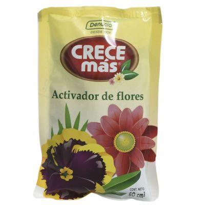 Crece Más Activador de Flores Sachet 60 cc