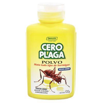 Cero Plaga Hormiguicida polvo 100 g
