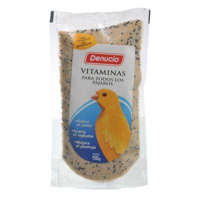 Vitaminas para pájaros 150 g