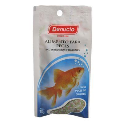Alimento para peces 15 g