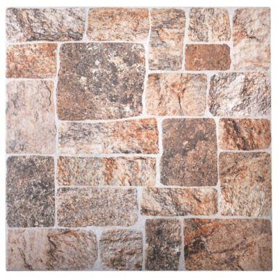 Cerámica de exterior 53 x 53 cm Granito 2.29 m2