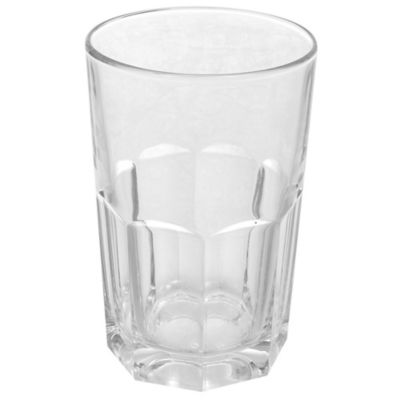 Vaso de vidrio tipo Boston 377 ml