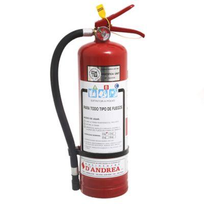 Extintor ABC de 4 k