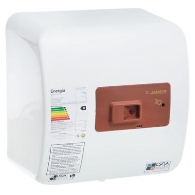 Calefón eléctrico Prisma de cobre 30 L