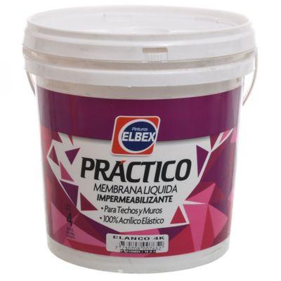 Membrana líquida 4 kg