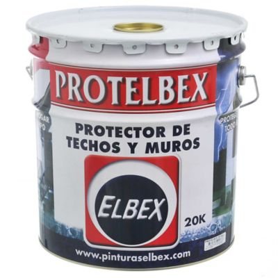 Protector de techos y muros Protelbex blanco 20 kg