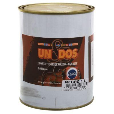 Esmalte Convertidor de Óxido negro 1 L