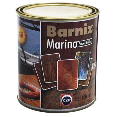 Barniz Marino super brillo con filtro solar brillante 900 ml