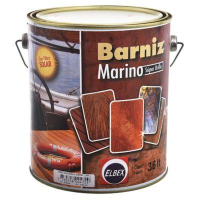 Barniz Marino super brillo con filtro solar brillante 3,6 L