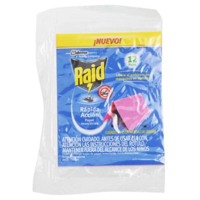 Papel Insecticida