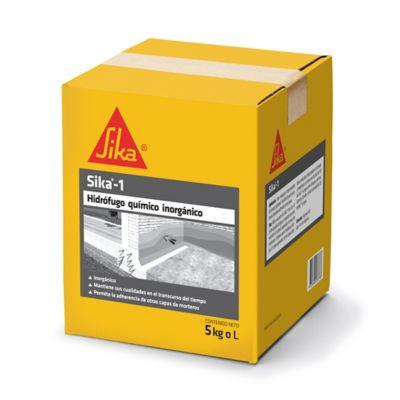Hidrófugo 1 x 5 kg caja