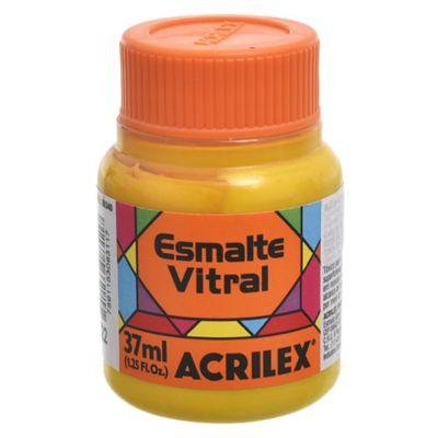 Esmalte acrílico 37 ml amarillo