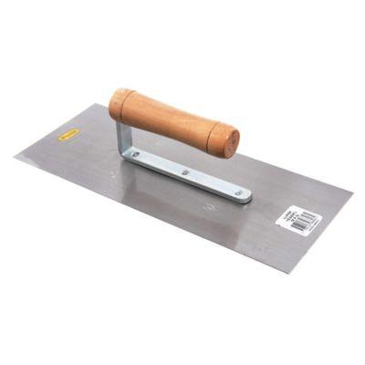 Llana metálica yesero 12 x 25 cm