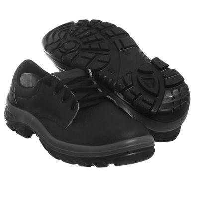 Zapato de seguridad sin puntera N° 38 negro