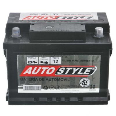 Batería para auto 12 V 90 amp derecha